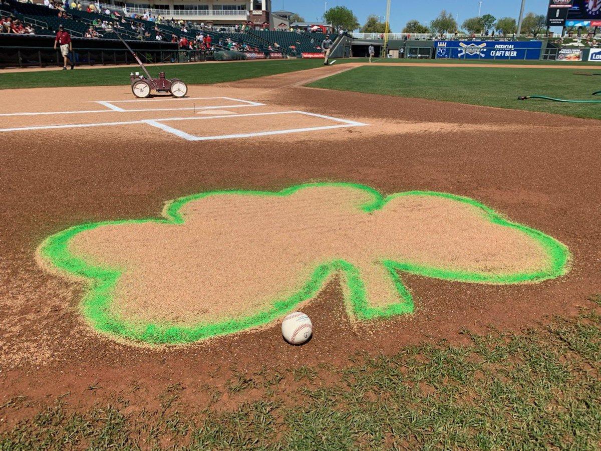 MLB Celebrates St Patricks Day
