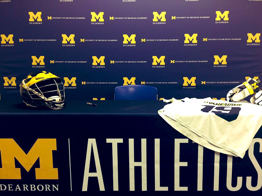Always building for the future!! Added another huge piece for the  2019 class!! #bornBLUE #lacosse <br>http://pic.twitter.com/lrNzLqqfoP