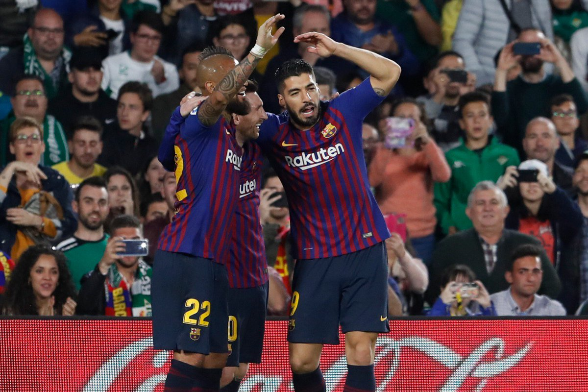 Nóng: Barca nhận hung tin sau trận thắng Betis