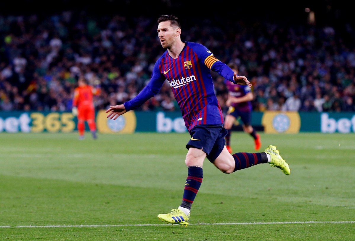 Cristiano is the best goalscorer. But Messi has most goals  Hazard is the best dribbler, but Messi has a better dribble ratio  Messi isn't the best playmaker, But he's got the most assists  Messi's freekick overrated. But he's a better ratio than CR7, Ronaldinho and Carlos.  GOAT