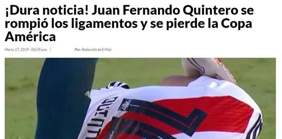 Diario Olé's photo on Copa América