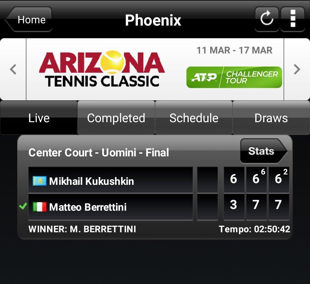 Lorenzo Fares's photo on #tennis