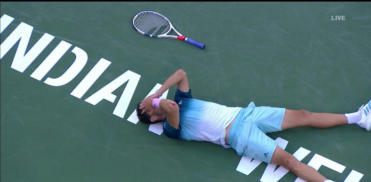 Michael Dickens's photo on #tennis