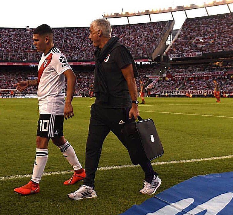 Juez Central's photo on Copa América