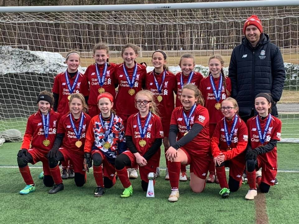 ff28205a1 Congratulations to the 2008 SE Elite Bridgewater who won their division on  Penalties at the NEFC Spring Showcase today. Well done ladies!