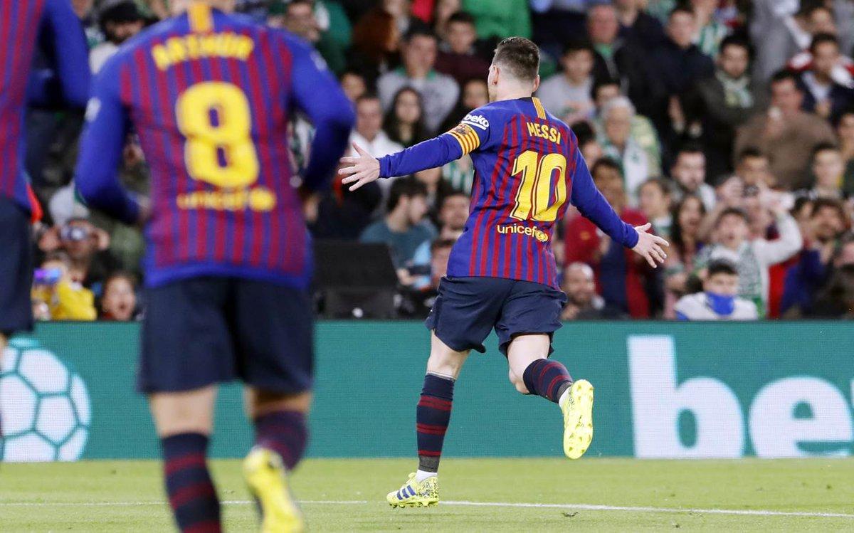 Xem lại Betis vs Barcelona, 2h45 ngày 18/3 (La Liga)