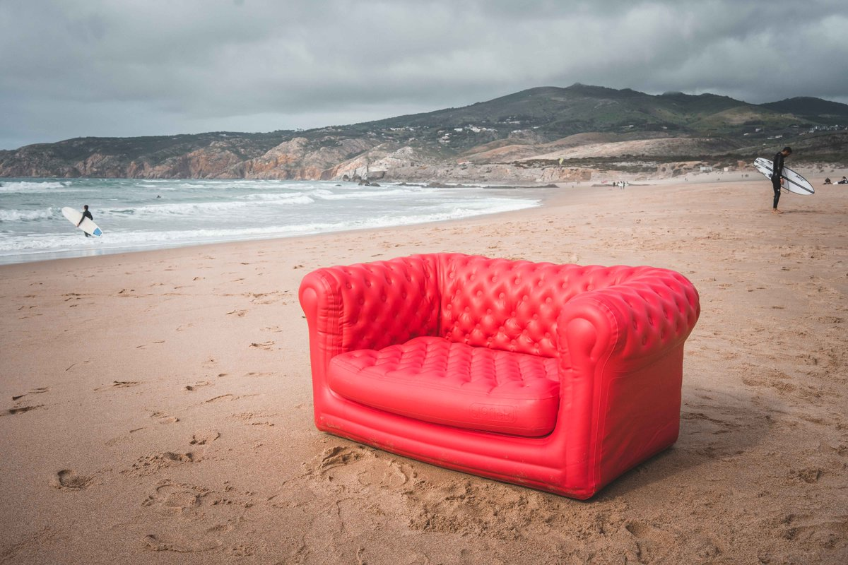 It is starting tomorrow from Portugal with @filipasoares, @AnneliseBorges and a Redcouch : @euronews 10 weeks' roadtrip across Europe, from Lisbon to Brussels. #EUelections2019 #EuRoadtrip