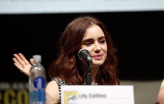 I really think everything happens for a reason. Lily Collins Happy Birthday Beautiful Mam
