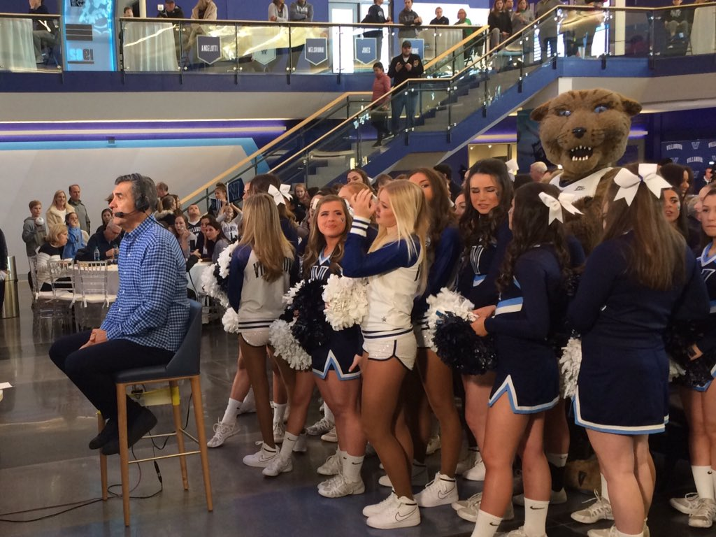 Jay Wright's NCAA Tournament Selection Show Interview Is Going Viral