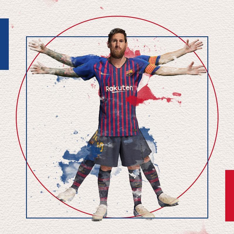 🖼 El fútbol hecho arte 🔟 Perfección 🎨#WeColorFootball