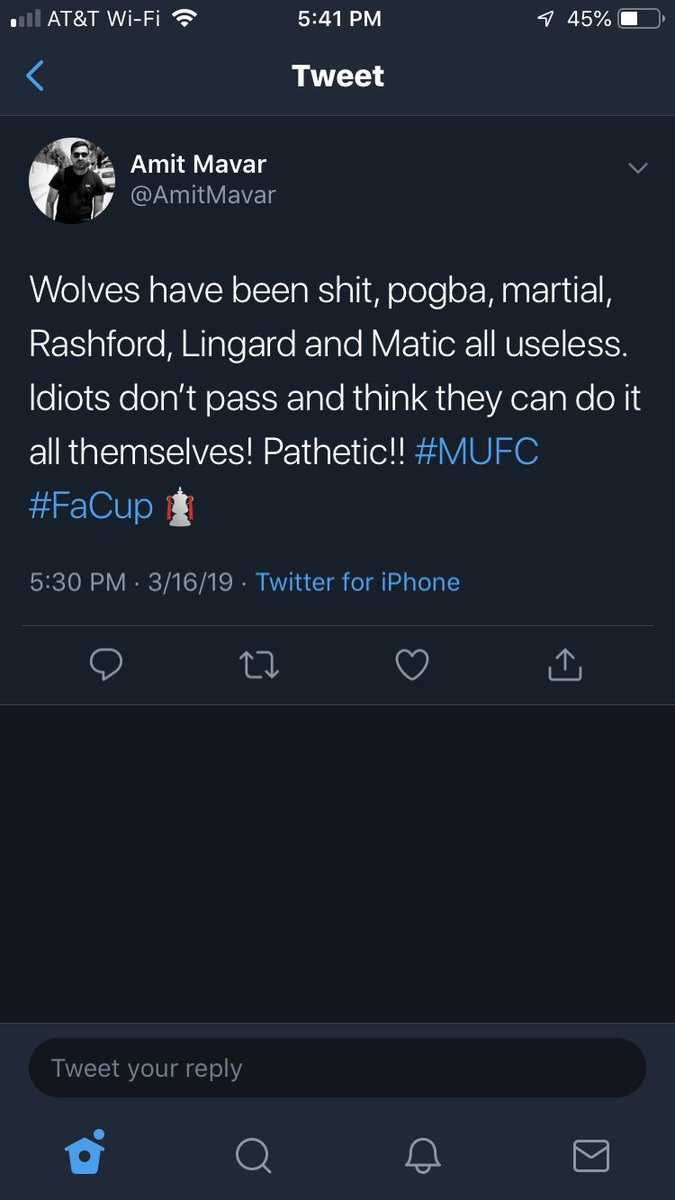 @AmitMavar well I created this so everyone knows I am a glory hunter 🤣🤣. And I also pick on players like you said like this 👇🏼. Just putting it out there so people can just see these.