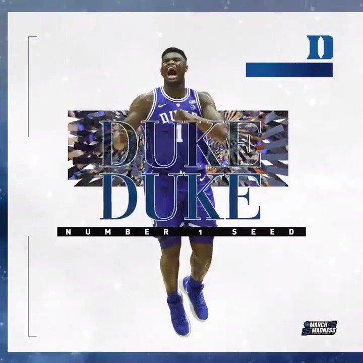 NCAA March Madness's photo on Duke