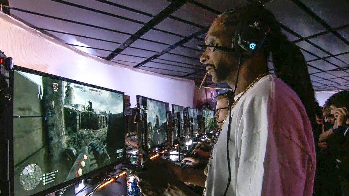 Gangsta Gaming League, la liga de esports de Snoop Dogg sin control antidoping https://t.co/5SMOqw9tD3 https://t.co/aBBtL6zK26