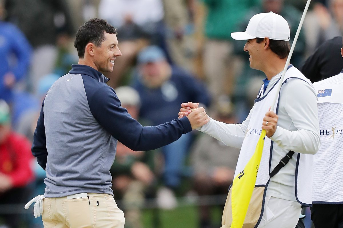 Unbelievable @McIlroyRory! Well done on winning @THEPLAYERSChamp mate. 👌🏼⛳ @PGATOUR