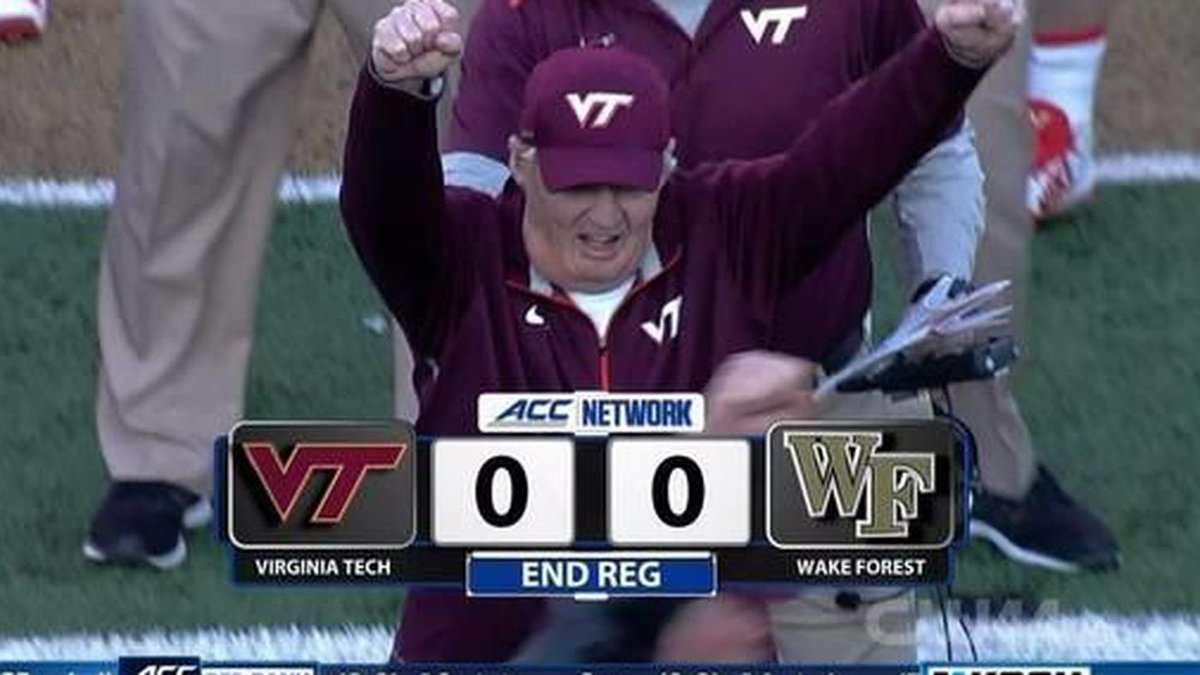 Noone else id trust more then Buzz Williams to be the guy who makes hank get a cat. Go Hokies <br>http://pic.twitter.com/C7bRYTF0Rz