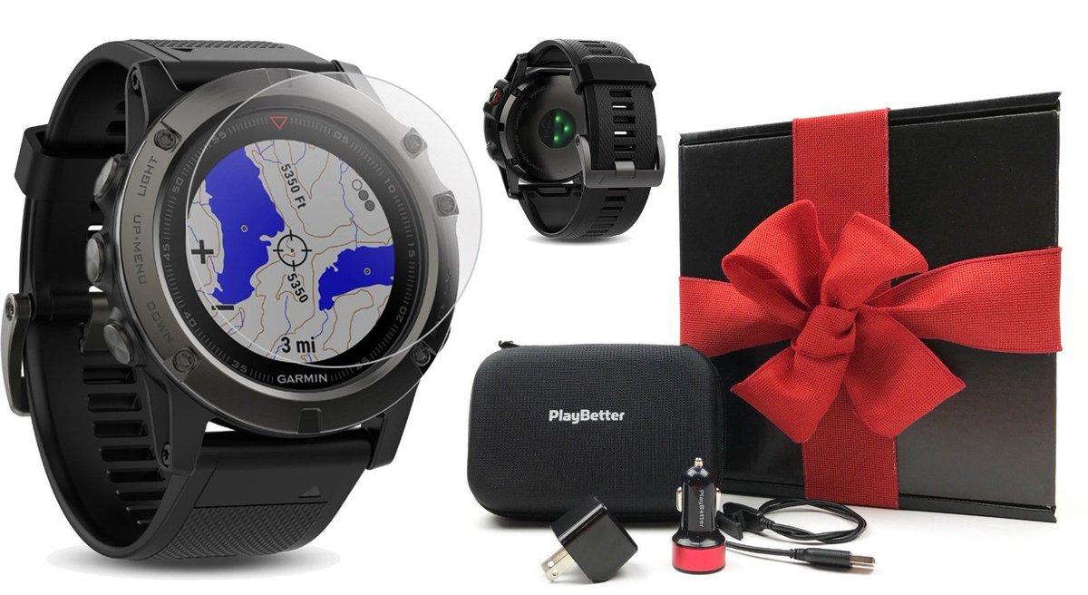 Garmin fenix 5X Sapphire Multisport GPS #Watch | HOLIDAY GIFT BOX Accessory Pack -  https:// twitmarkets.com/sports/garmin- fenix-5x-sapphire-multisport-gps-watch-holiday-gift-box-accessory-pack.htm?utm_source=Twitter&amp;utm_medium=Twitter+-+HealthSpor&amp;utm_campaign=SNAP%2Bfrom%2BTwitMarkets &nbsp; …  #Cycling #Fitness #Yoga #Sports #fitness #sports #health<br>http://pic.twitter.com/ENzJn4jCoN