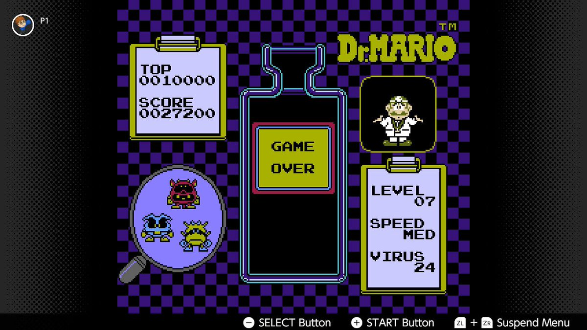 The GNamer High Score Challenge - Now Playing... Dr. Mario - Page 5 D15QAV7UcAAwvqP