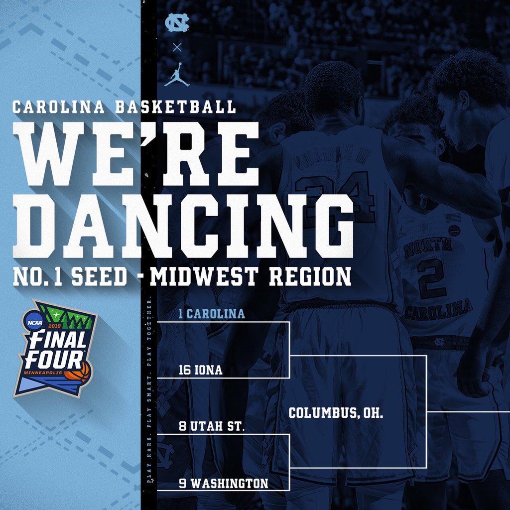 Carolina Basketball's photo on Duke