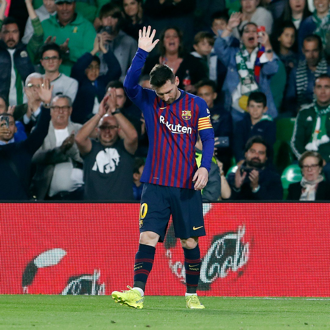 MVP of the Match? 😏 LIKE❤: Leo RT🔁: Messi