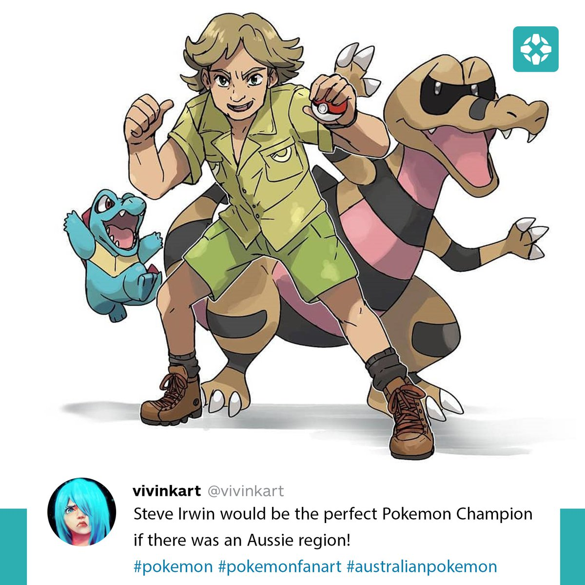We couldn't agree more with @vivinkart ! What other regions would you like to have a Pokemon adventure in?