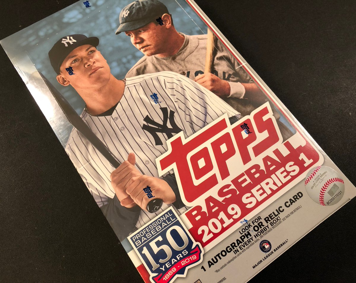 Final #GPKTourney #BracketReveal Giveaway tonight! (2019 #Topps Hobby Box)  FOLLOW @KinemsCards, @CardsFromAttic & RETWEET to ENTER! I will pick one RANDOM person who retweets to win the #PrizePack. Winner picked 3/19.