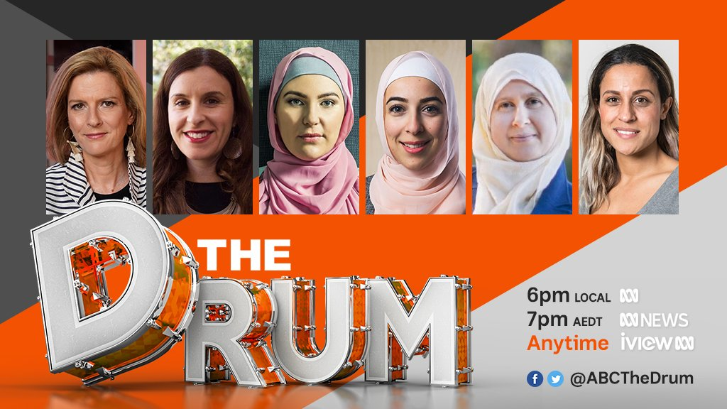 ABC The Drum's photo on #TheDrum