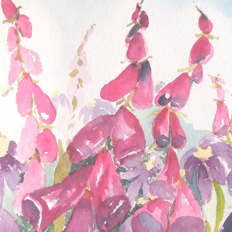 Whats on Eden Valley: Watercolours in Nature