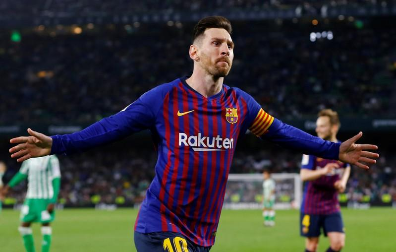 #LigaEspañola | Messi anotó un triplete en otra actuación descollante