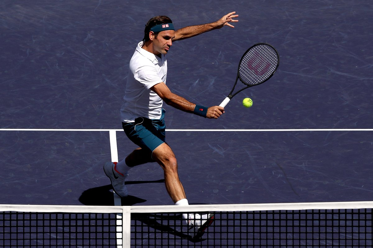 Tennis Channel's photo on Federer