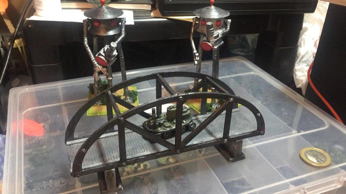 Attack!  #wargaming #wargames #miniature #miniaturewargaming #3dprinting #miniaturas #dioramas #diorama #gamedev #gamedesign #indiegame #boardgame #boardgames #Warmongers @TheMiniNetwork1 @wnt_news #steampunk