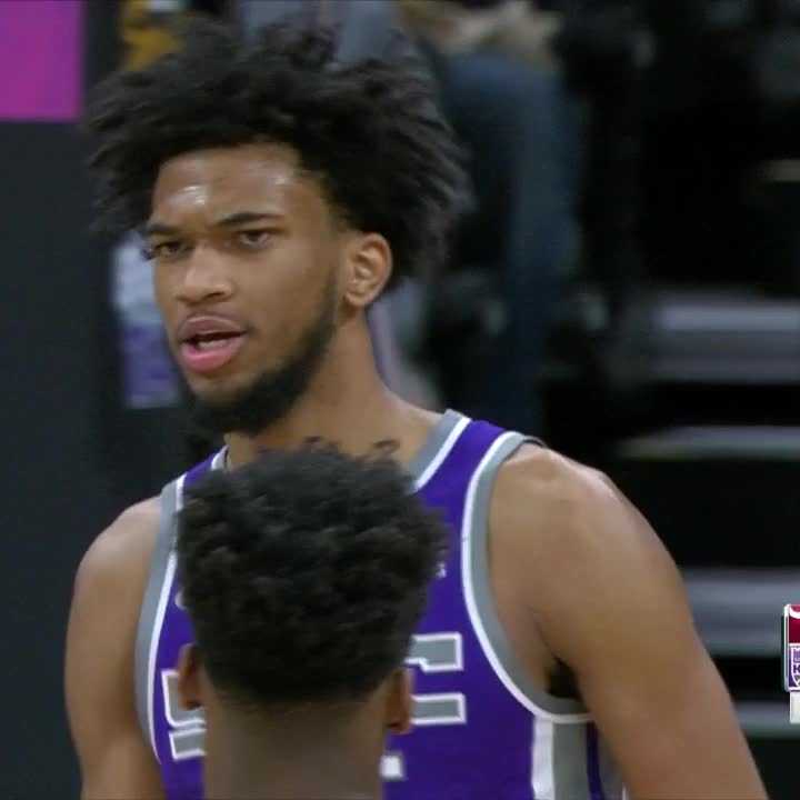.@MB3FIVE put up a game-high 21 PTS and added 9 REB as the @SacramentoKings got the dub! 👑👏  #SacramentoProud
