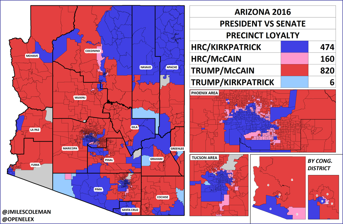 Map Of Arizona Only.J Miles Coleman On Twitter Here S A Map Inspired By