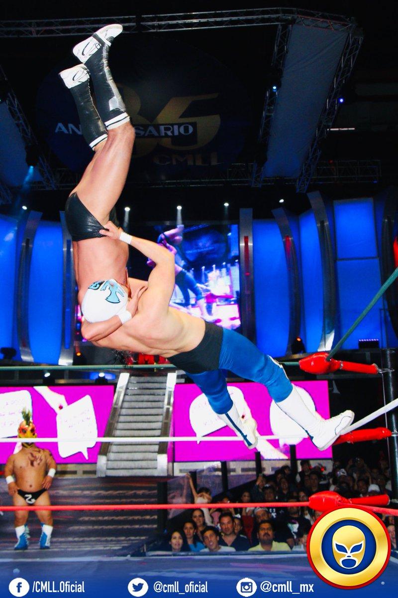 CMLL: Una mirada semanal al CMLL (Del 14 al 20 de marzo de 2019) 12