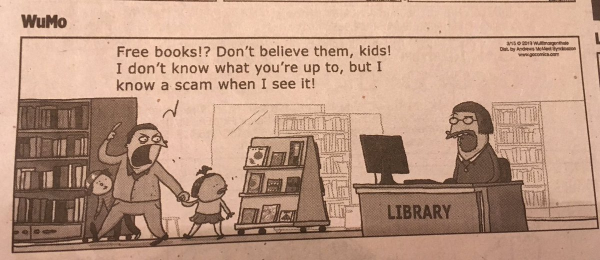 .@FredRAlexander @caspianreads @miss_e_prince @literature_wine @GillianHamnett @ereilly92 & other librarian/archivist pals - got a giggle from this today and figured you might enjoy!