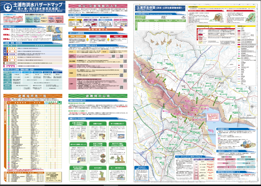 福島 市 ハザード マップ 浸水
