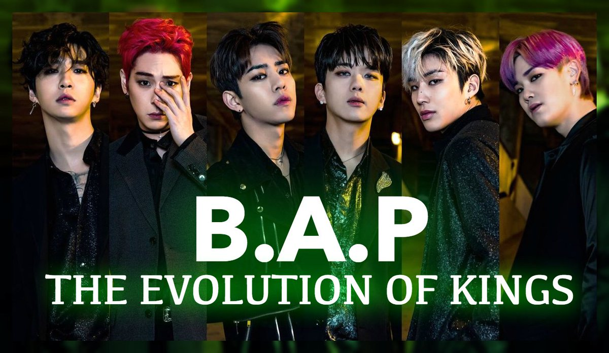 Congratulations to #BAP for winning the latest Evolution video! 🏆 They have one of the best discographies in K-Pop, hands down.  You can watch The Evolution of B.A.P (2012-2019) here ▶️ https://youtu.be/ZZQJz1yGTkk
