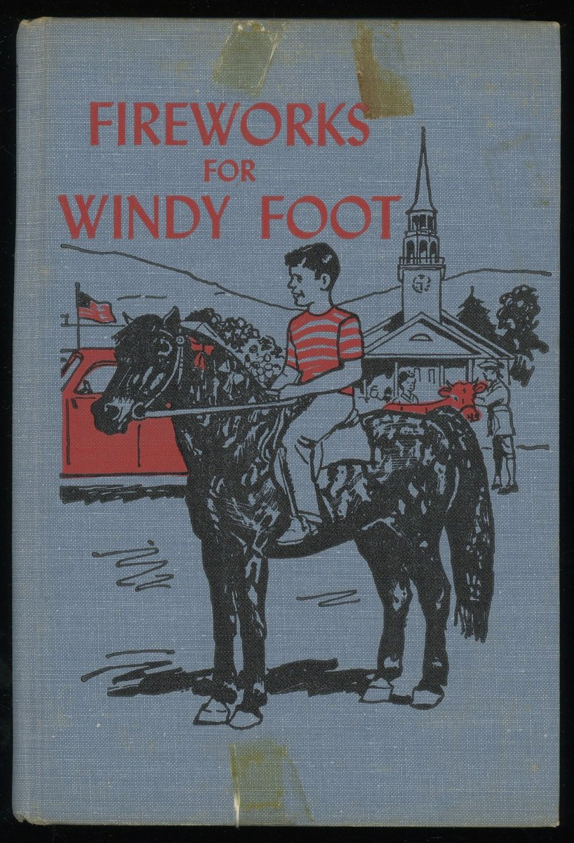 Fireworks for Windy Foot (1956) jellobiafrasays.tumblr.com/post/183518747…