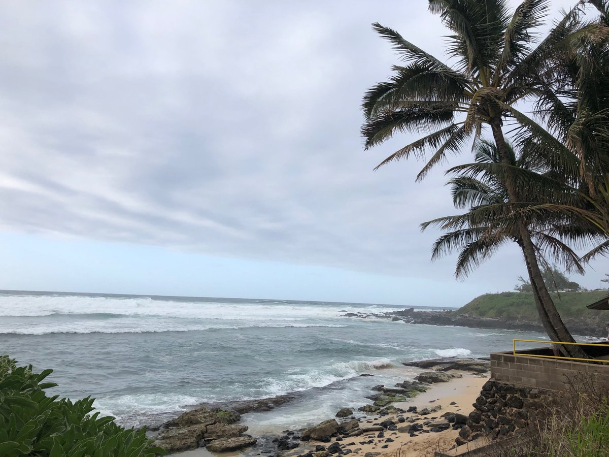 test Twitter Media - Overcast and cool on the north shore. #cmweather #maui #hookipa #sunday https://t.co/a7x62bUrAb