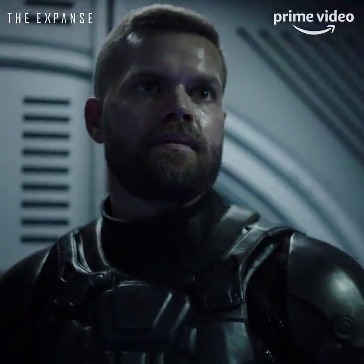 Best Amos scene EVER. Dare you to think of a better one. #TheExpanse