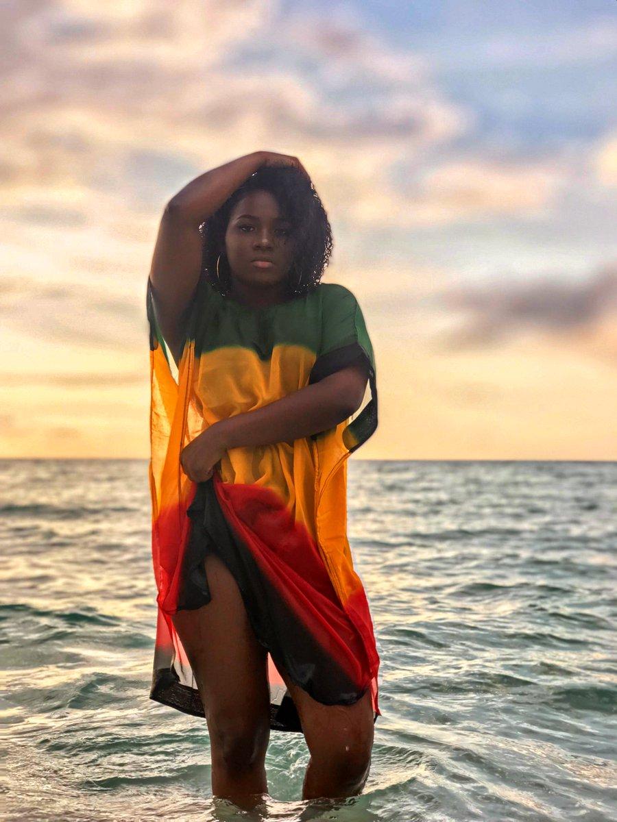 jamacain woman
