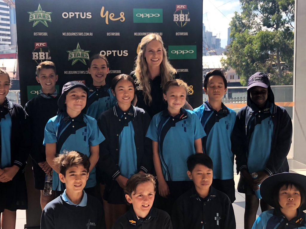 Great to see so many youngsters at @halogenaus' National Young Leaders Day! #TeamGreen