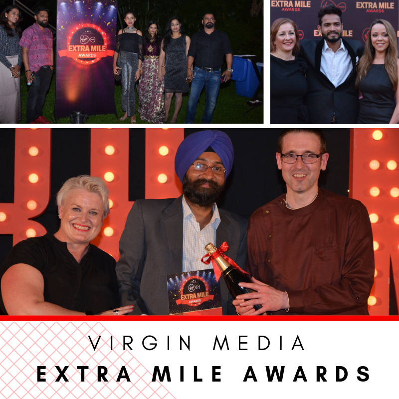 Sun, sand, water in the day, followed by the cool breeze of the sea at night.The perfect combination for a starry awards night and a fun, rejuvenating experience.Picture perfect moments from Virgin Media's 'Extra Mile Awards ' on the pristine shores of Goa! #GPJLife #GPJIndia