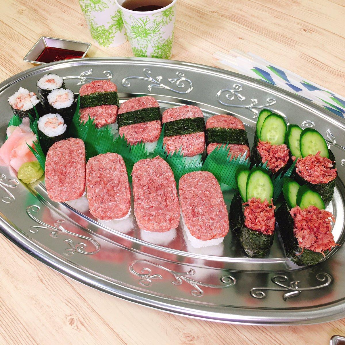 ノザキ(ノザキのコンビーフ)【公式】's photo on #あなたがもしお寿司だったら