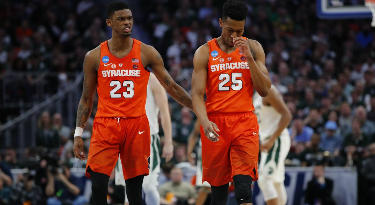 First look at Syracuse's NCAA Tournament opponent, Baylor