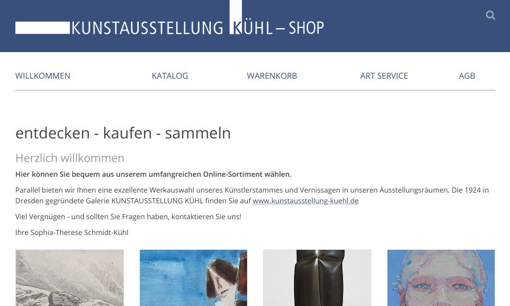test Twitter Media - German paintress selling her pictures using Aimeos #ecommerce components and #TYPO3  https://t.co/TiN2yrlqCK https://t.co/0oJGmKmi8v