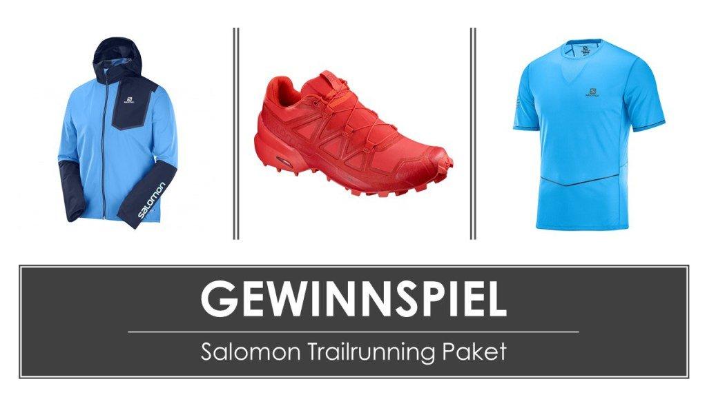 Details zu Salomon WINGS FLYTE 2 GTX W 2018 Damen Trailrunning Schuhe Laufschuhe 399714