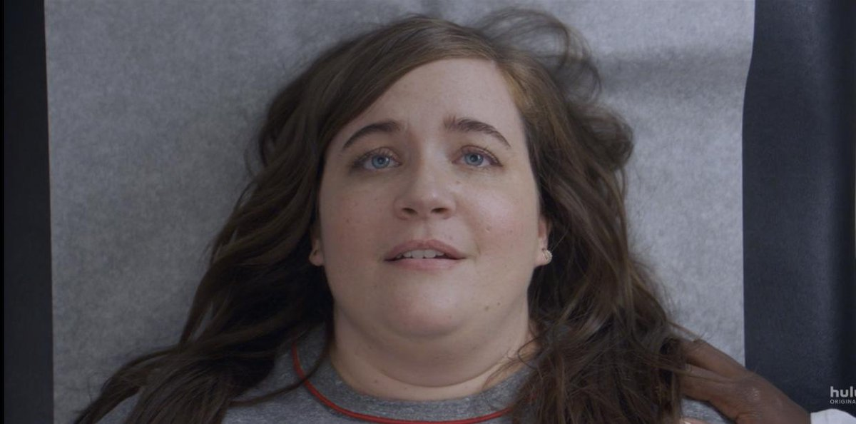 Hulu Character Feels 'Really, Really Good,' 'Very F*cking Powerful' After Abortion http://ow.ly/LfFq101wqYs