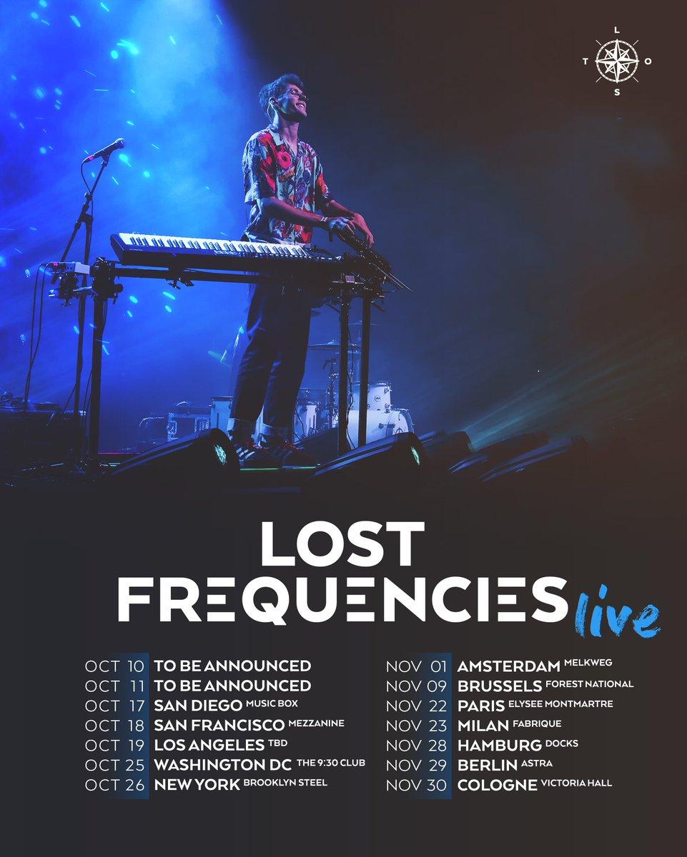 Lost Frequencies At Lfrequencies টইটর