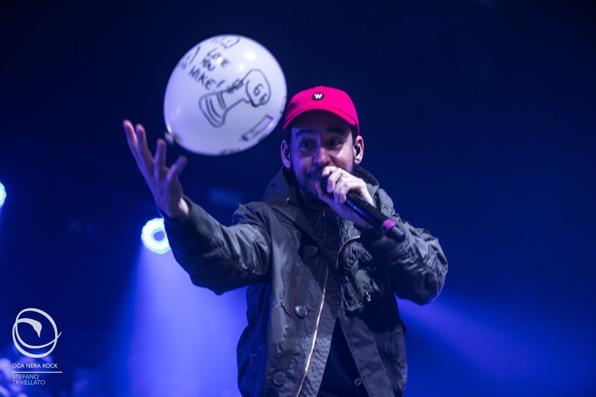 Munich, Germany tonight! Who will we see at the show? #PostTraumaticTour