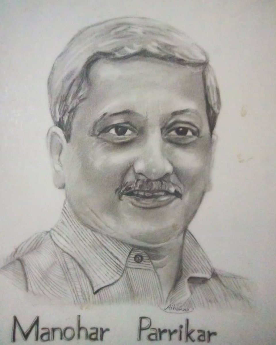 R.I.P Shri Manohar Parrikar Sir 🙏, Tribute to  Goa Chief Minister and India's former Defence Minister.....  #RIP #RIPManoharParrikarSir #ManoharParrikar #WeMissManoharParrikar #GoaChiefMinister #chiefminister #Goa  #Tribute @BJP4India @BJP4Maharashtra @BJP4Goa